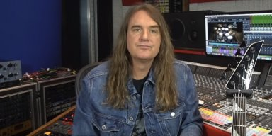 DAVID ELLEFSON Says Some Of 'Super Collider' Did Not Work Live