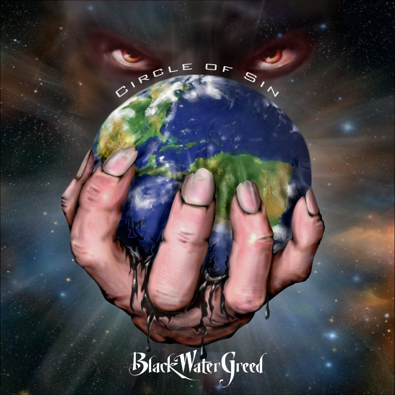 Black Water Greed Is Band Of The Month August 2019!