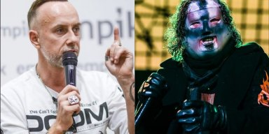 Behemoth's Nergal: What I Thought of Slipknot the First Time I Heard Them