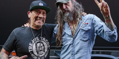 Actor DANNY TREJO Surprises ROB ZOMBIE Fans