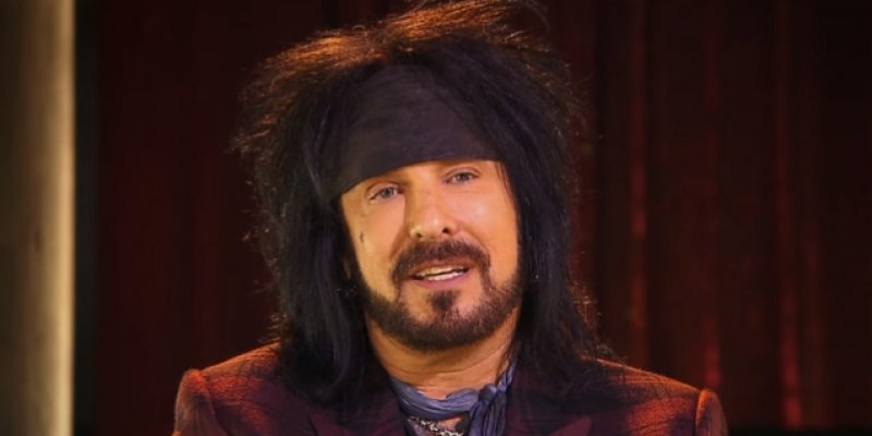 SIXX WEIGHS IN ON GUN VIOLENCE