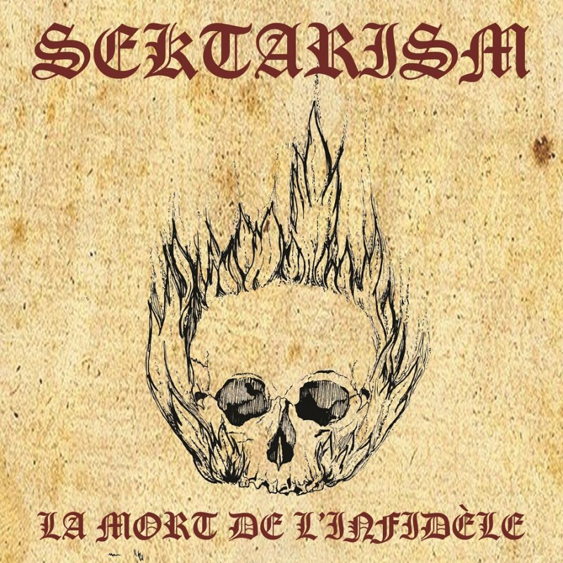 A cavernous prayer laid in darkness by a strangled voice: this is Sektarism!