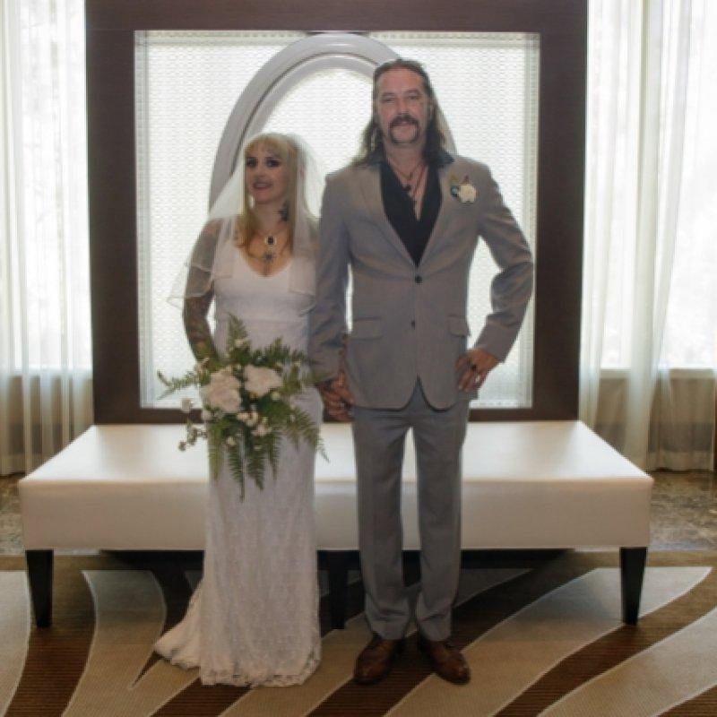 MATT PIKE Gets Married