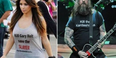 GARY HOLT Reacts To KIM KARDASHIAN's 'Kill GARY HOLT' T-Shirt