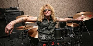 STEVEN ADLER's 1988 Drum Set Can Be Yours For $125,000