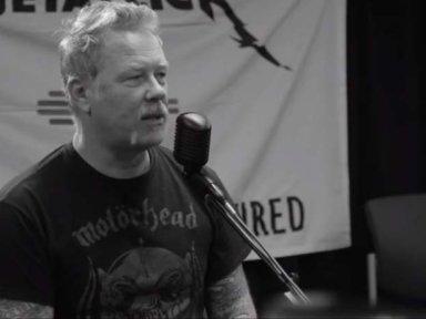 METALLICA Fan Surprises James Hetfield With Insane Tattoo