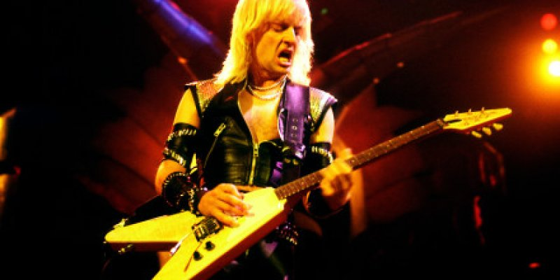K.K. DOWNING's Return To JUDAS PRIEST?