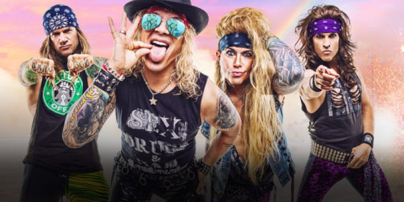 STEEL PANTHER: 'WE'RE NOT CHANGING FOR NOBODY'
