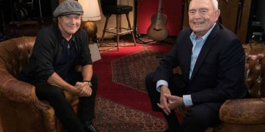BRIAN JOHNSON ON 'THE BIG INTERVIEW'