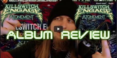 Killswitch Engage Atonement Album Review