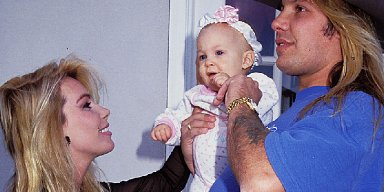 VINCE NEIL Remembers Daughter SKYLAR