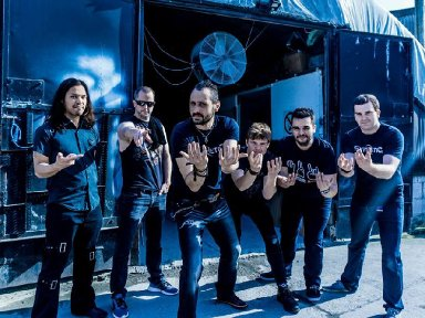 """SYNTHETIC: Listen to """"Hollow"""", featuring Megadeth drummer Dirk Verbeuren"""