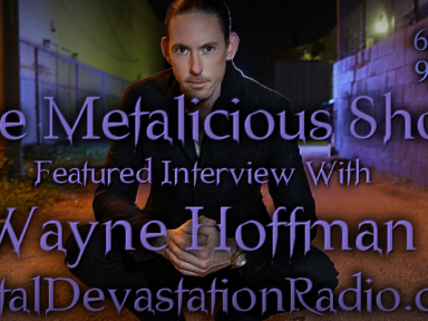 Wayne Hoffman on Metalicious