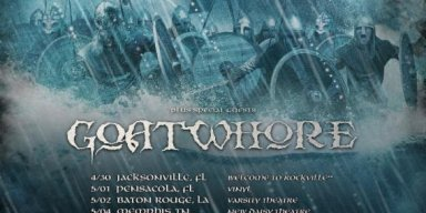AMON AMARTH To Kick Off US Tour With Goatwhore
