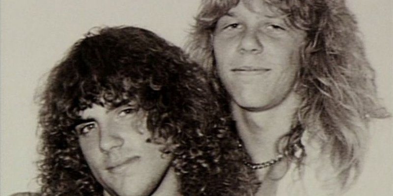 RON MCGOVNEY Says JAMES HETFIELD: 'Has My Number, If He Needs Anything'