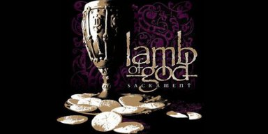 Lamb Of God 'Sacrament' certified Gold