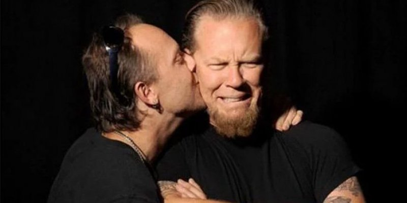 LARS 'Thinking About Brother' JAMES HETFIELD