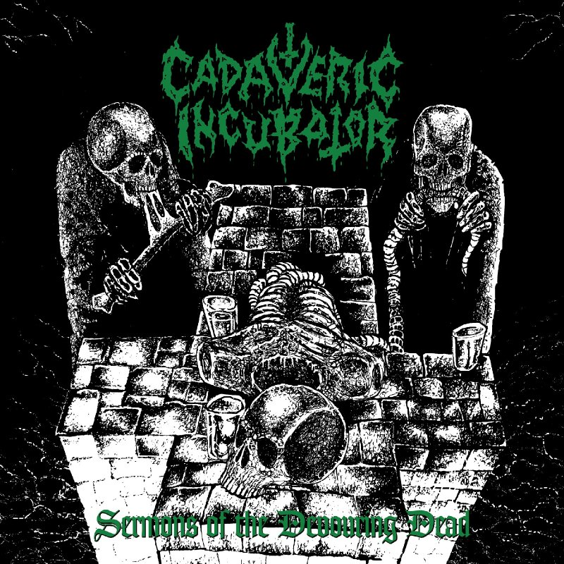 CADAVERIC INCUBATOR reveal new track from forthcoming HELLS HEADBANGERS debut