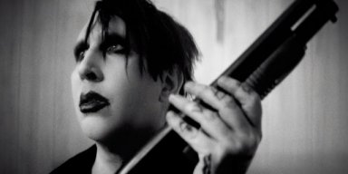 NEW MARILYN MANSON: 'GOD'S GONNA CUT YOU DOWN' VIDEO