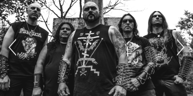 BLACK BLOOD INVOCATION reveal new lyric video from upcoming split album with IMPRECATION