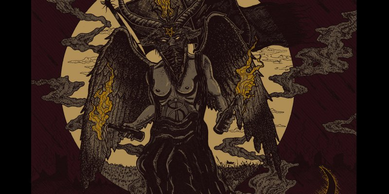 SATANARCHIST: Portland Metal/Punk Duo To Release Second Album, First Against The Wall; Track Streaming + May/June Canadian Tour Booked