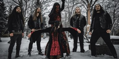 "Black metal band Astaroth Incarnate stream ""I Am Fire/I Am Death (Omega)"""