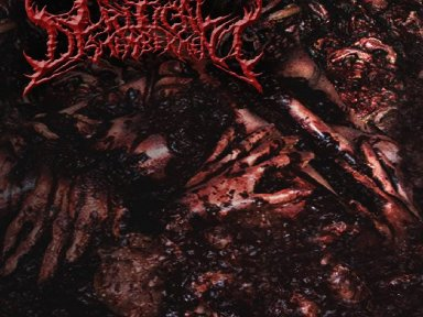 Critical Dismemberment Tease New Music.....FINALLY