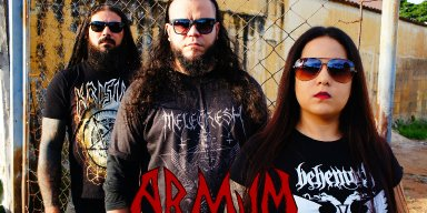 "Armum: Check out the music video for ""Battle Of Armageddon""!"