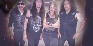ANGELES Release Picture Video For 'Eye of the Storm'!