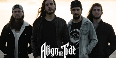 """ALIGN THE TIDE UNVEILS MUSIC VIDEO FOR LATEST SINGLE """"BLACKLIST"""""""