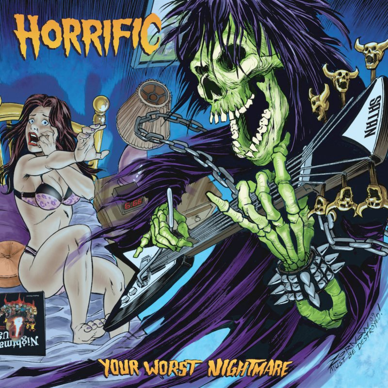 Your Worst Nightmare by HORRIFIC