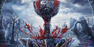 Chicago Death Thrashers CRUSADIST Releasing Debut Album 'The Unholy Grail' On November 29