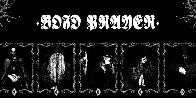 NEFARIOUS SPIRIT and VOID PRAYER to release split album via GOATOWAREX