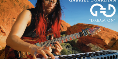 """GABRIEL GUARDIAN RELEASES AMBIDEXTROUS GUITAR/KEYBOARD COVER OF AEROSMITH'S CLASSIC """"DREAM ON"""" (VIDEO)"""