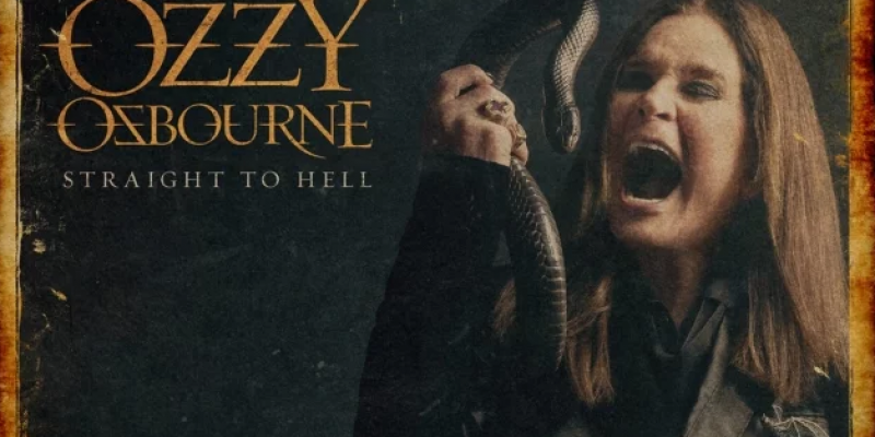 New OZZY OSBOURNE Single 'Straight To Hell' Featuring SLASH