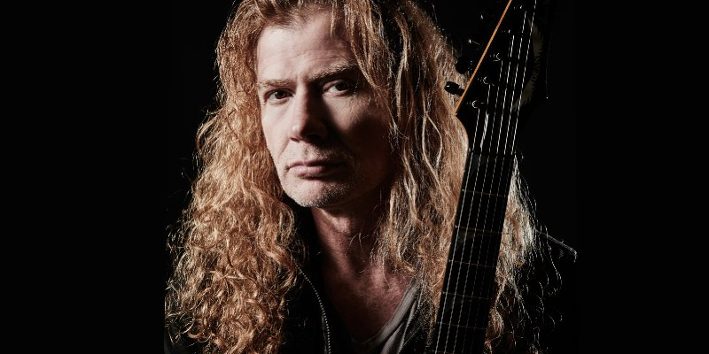 MUSTAINE OPENS UP ABOUT CANCER BATTLE