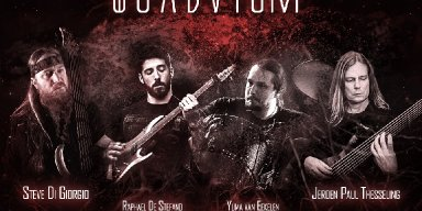QUADVIUM - Ft. Fretless Masters Steve Di Giorgio And Jeroen Paul Thesseling - Completes Line-Up With Guitar Virtuoso Raphael De Stefano!