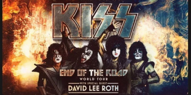 ROTH TO OPEN FOR KISS