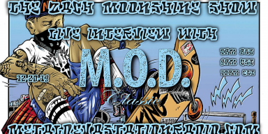 M.O.D. Classic - Featured Interview & The Zach Moonshine Show