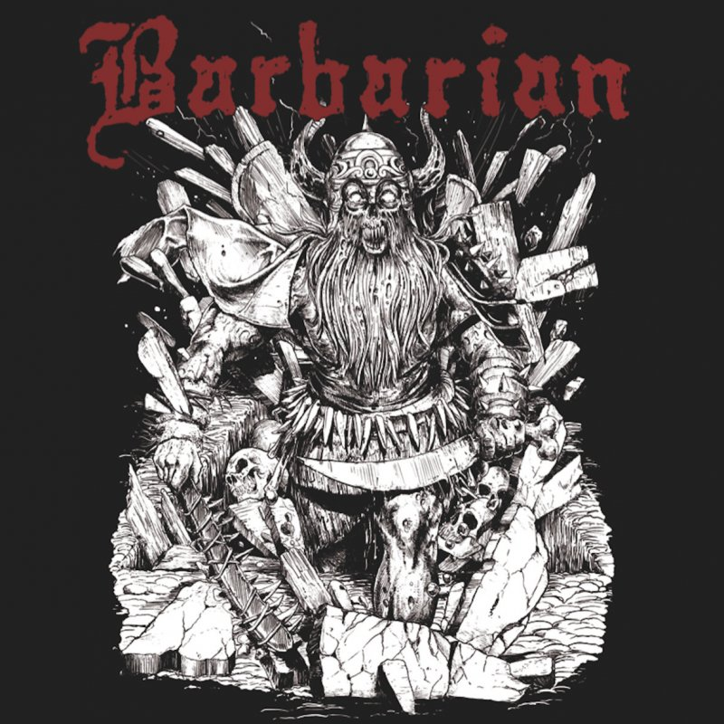 Listen to new BARBARIAN from Hells Headbangers Records, Inc.