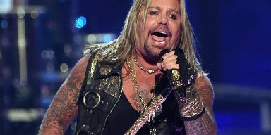 VINCE NEIL On Getting In Shape