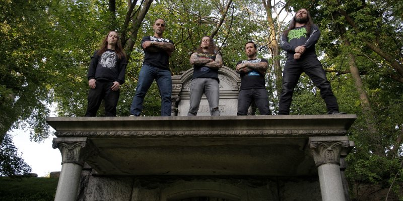 TEMPLE OF VOID set release date for new SHADOW KINGDOM album