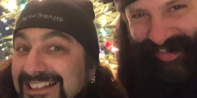PORTNOY WOULD 'LOVE' TO WORK WITH PETRUCCI AGAIN