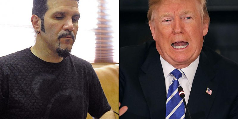 Charlie Benante Says TRUMP Ordered SOLEIMANI Killing As 'Distraction' From Impeachment