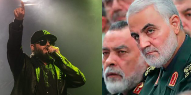 'RIPPER' 'Thanks God' QASSEM SOLEIMANI Is Dead