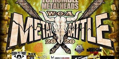 Battle Dates - WACKEN METAL BATTLE USA 2020 - One Band To Rule Them All & Play Wacken Open Air