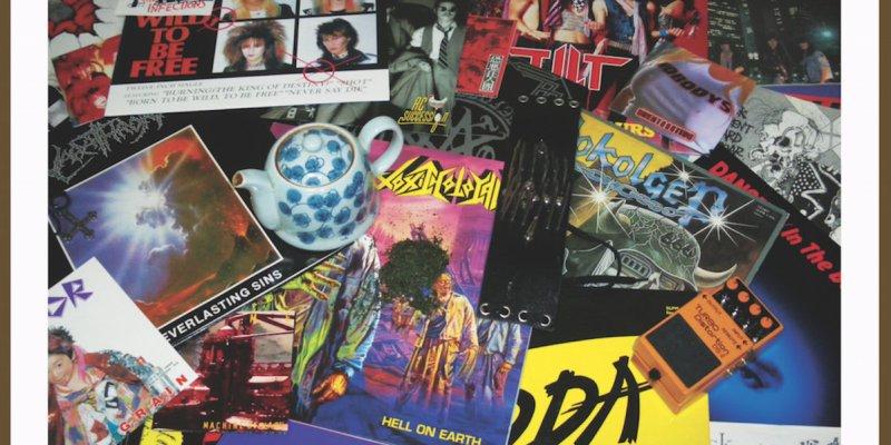 """HELLS HEADBANGERS is proud to present TIGER JUNKIES' Green Tea or Die on 7"""" vinyl"""