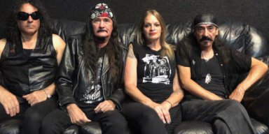 ANGELES Walk The Red Carpet @The Metal Hall Of Fame 2020, Video Available!