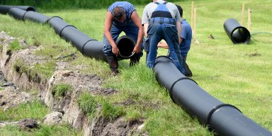 Wacken Is Building A Fucking Beer Pipeline!