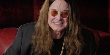 OZZY DIAGNOSED WITH PARKINSON'S DISEASE